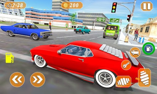 American Muscle Car Simulator 2019: Driving Game 1.3 Android Mod APK 2