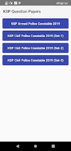 Karnataka Police exam