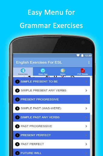 English Grammar Quizzes modavailable screenshots 2