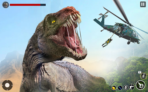 Dino Hunting 3d - Animal Sniper Shooting 2021  screenshots 17