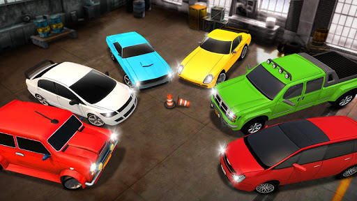 Modern Car Parking Simulator - Car Driving Games 4.9 screenshots 8