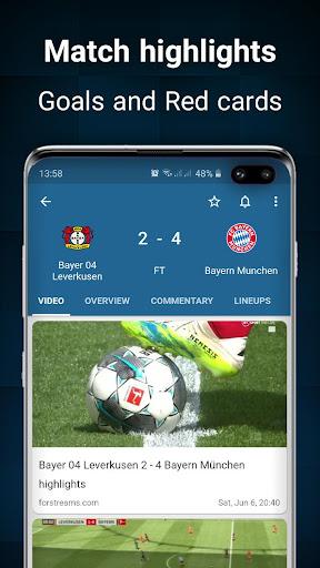 Footba11 - Soccer Live Scores  Screenshots 3