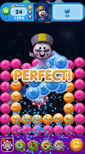 Spookiz Blast : Pop & Blast Puzzle screenshots 21