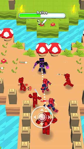 Hunter.io - Craftsman Battle Royale apktram screenshots 20