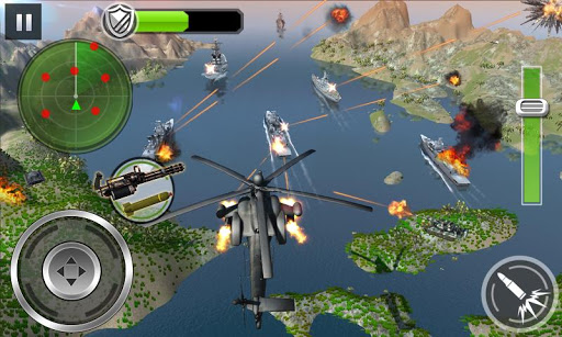Code Triche Air Gunship Battle 3D  APK MOD (Astuce) screenshots 1