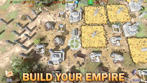 Shadows of Empires: PvP RTS 1.23 screenshots 1