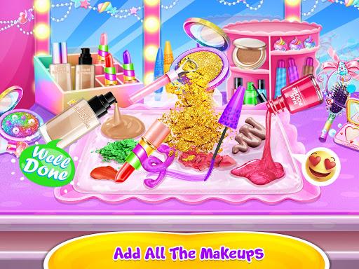 Make-up Slime - Girls Trendy Glitter Slime 2.0.2 screenshots 1