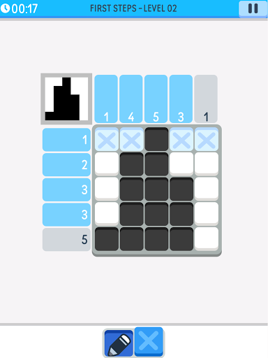 Nonogram - Logic Pic Puzzle - Picture Cross  screenshots 12