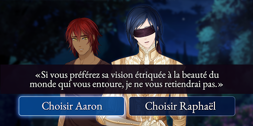 Code Triche Moonlight Lovers : Raphael - dating sim / Vampire (Astuce) APK MOD screenshots 4
