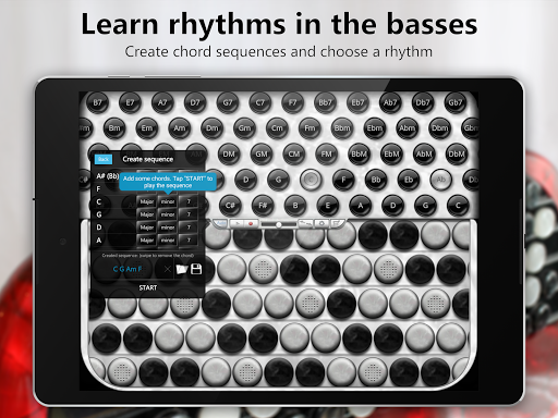 Accordion Chromatic Button 2.3 screenshots 16