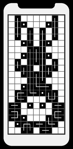 FCross Link-A-Pix puzzles 257 screenshots 3