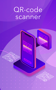 QR Scanner - Scan & Generate QR Code For Free Screenshot