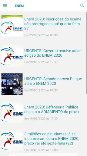 Notu00edcias Concursos android2mod screenshots 2