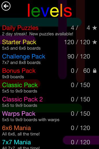 Flow Free: Bridges 4.4 screenshots 9
