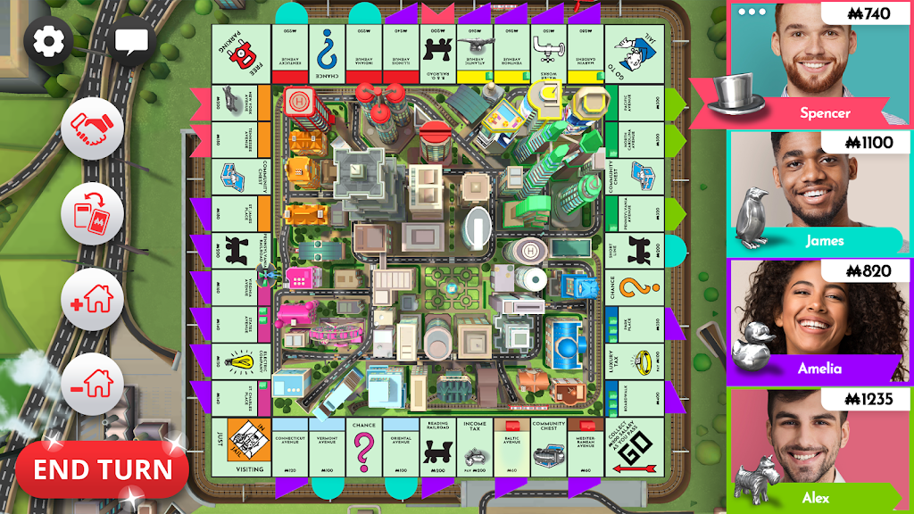 Monopoly - Board game classic about real-estate! poster 2