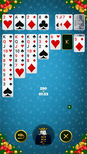 Klondike Solitaire apktram screenshots 9