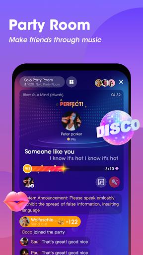 WeSing - Sing Karaoke & Free Videoke Recorder android2mod screenshots 4