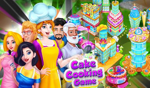 My Bakery Shop: Cake Cooking Games screenshots 22