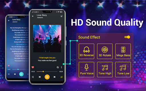 Music Player- Free Music & Mp3 Player 1.8.2 Screenshots 9