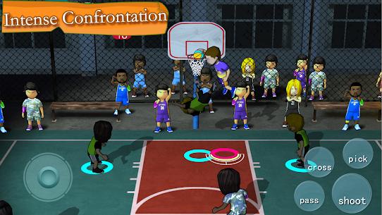 Free Street Basketball Association 5