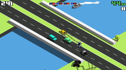 Smashy Road: Wanted android2mod screenshots 6
