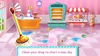 screenshot of 💜Cotton Candy Shop - Cooking Game🍬