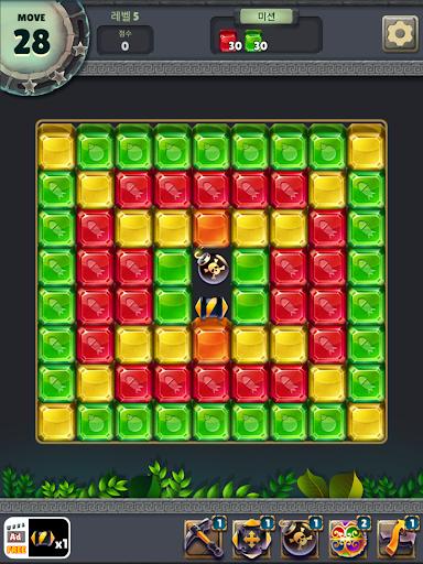 Jewel Blast : Temple  screenshots 16