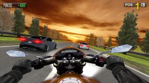 Bike Simulator 2 Moto Race Game screenshots 12
