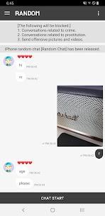 Secret Chat (Random Chat) Apk 3