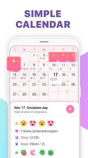 Download APK: Period Tracker, Ovulation Calendar & Fertility v1.67.68.GP [Premium]