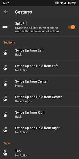 Navigation Gestures - Swipe Gesture Controls! 1.21.10 Screenshots 5
