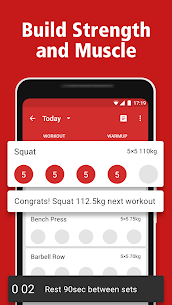 Stronglifts 5×5 (Pro) 1