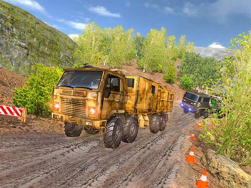 Offroad Mud Truck Simulator 2020: Dirt Truck Drive 1.8 Screenshots 9