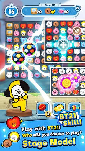 BT21 POP STAR 1.0.22 screenshots 1