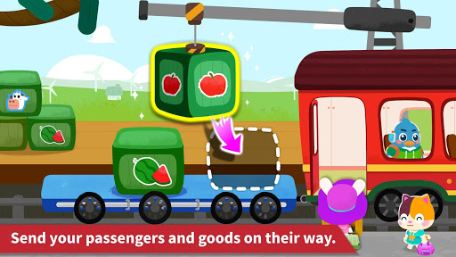 Baby Panda's Train 8.48.00.01 screenshots 14