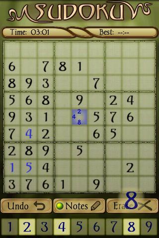 Sudoku Free modiapk screenshots 1