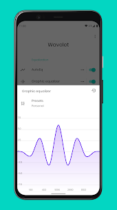 Wavelet Mod Apk: headphone specific EQ (Full Unlocked) 4