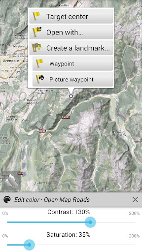 AlpineQuest Off-Road Explorer (Lite) 2.2.7b Screenshots 4