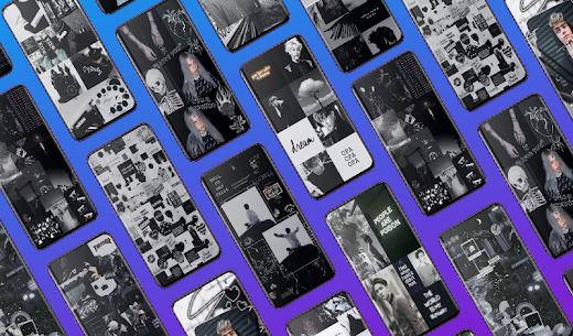 Black Aesthetic Wallpaper Apk Download 2021 3