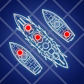 icono Batalla naval - Hundir la flota