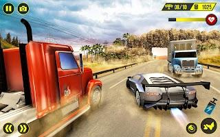 High Speed Traffic Racing: Highway Car Driving