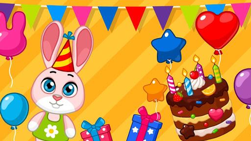 Birthday - fun children's holiday 1.1.8 screenshots 1