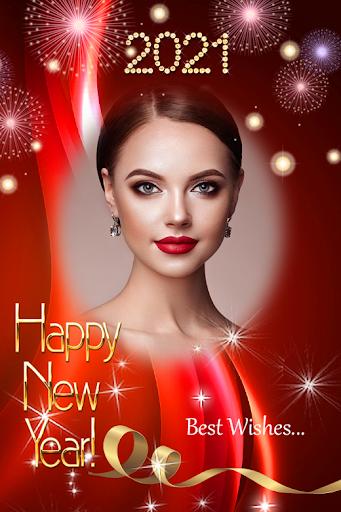 New Year 2021 Frame - New Year Greetings 2021 1.0.4 Screenshots 1