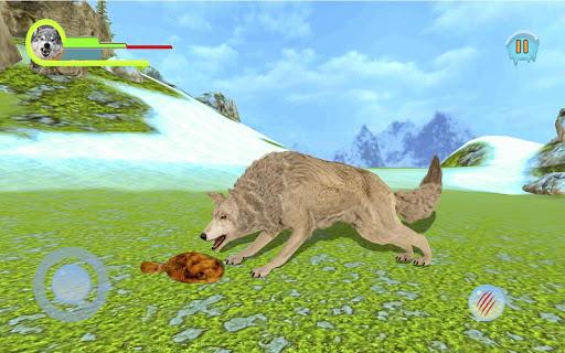 Wildlife Artic Wolf Game - Warewolf Games 2020 0.1 screenshots 1