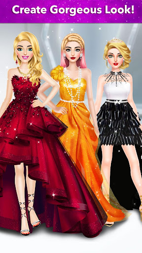Model Fashion Red Carpet: Dress Up Game For Girls 0.4 screenshots 2