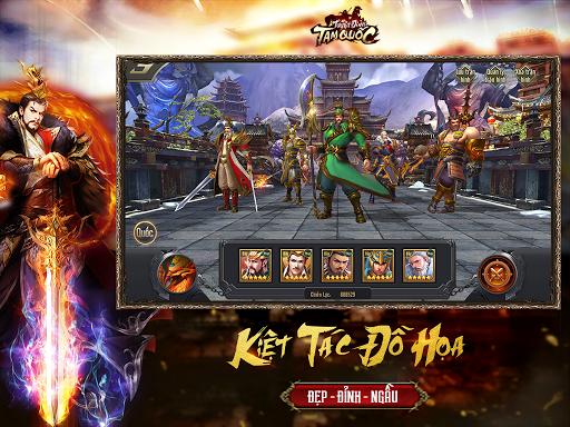 Tuyu1ec7t u0110u1ec9nh Tam Quu1ed1c - Tuyet Dinh Tam Quoc 1.0.52 screenshots 14