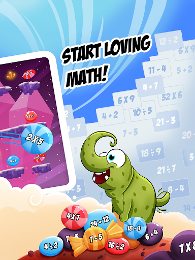 Monster Math 2: Fun Math Games. Kids Grade K-5 1143 screenshots 8