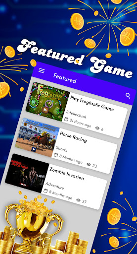 Games Zon Play Unlimited Game And Win Coin apkdebit screenshots 5