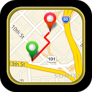 Driving Route Finder™ - Find GPS Location & Routes