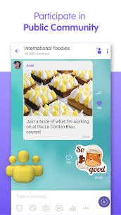 Viber Messenger – Free Video Calls & Group Chats (MOD, Premium) v15.1.0 6